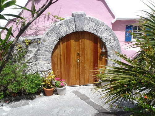 Bermuda Lucky Stone : Images about moongates in bermuda on pinterest