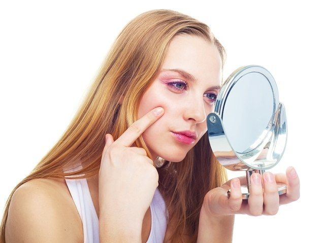 Hyperpigmentation is the result of inflammation in the skin caused by acne, burn, rash or traumatic injury. It appears as irregular shaped patches of brown skin. They are caused when an injury, illness, or infection triggers an inflammatory response within the skin.  http://www.getridofhyperpigmentationfast.com/