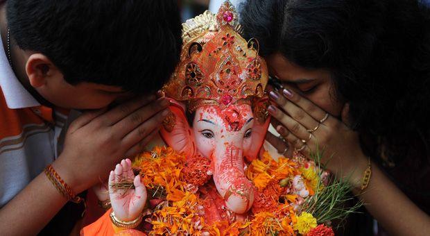 La fête de Ganesh en Inde expliquée aux enfants