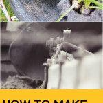 How to Make Concrete Planter Boxes