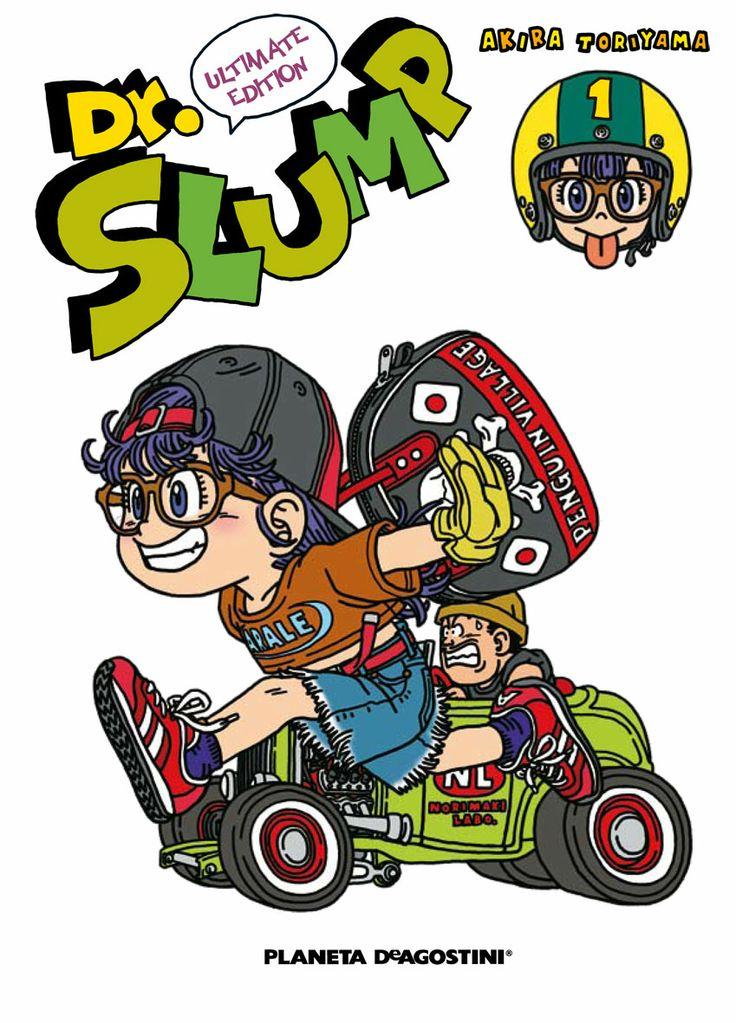 -Dr.Slump- Akira Toriyama  Tomos del 5 (incluido) en adelante