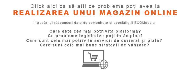 Creare magazin online - afla cum aici: http://ecompedia.ro/tag-uri/creare-magazin-online