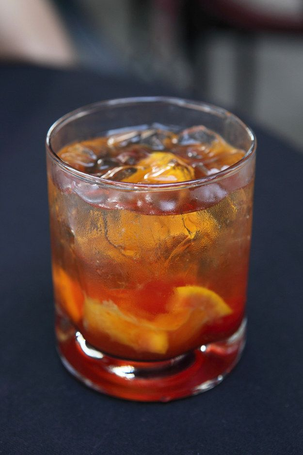 An Old Fashioned | 21 Cocktails You Should Learn To Make In Your Twenties