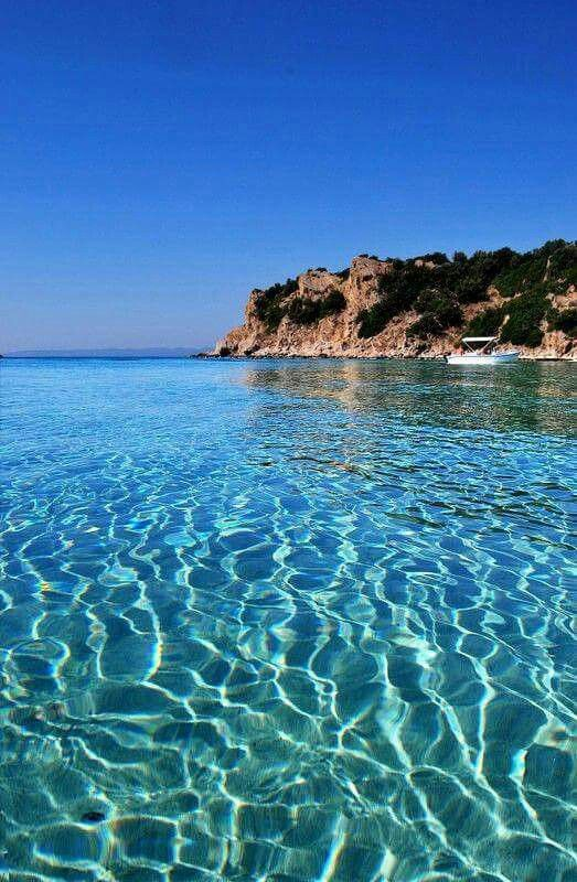 Ammouliani Chalkidiki Greece!