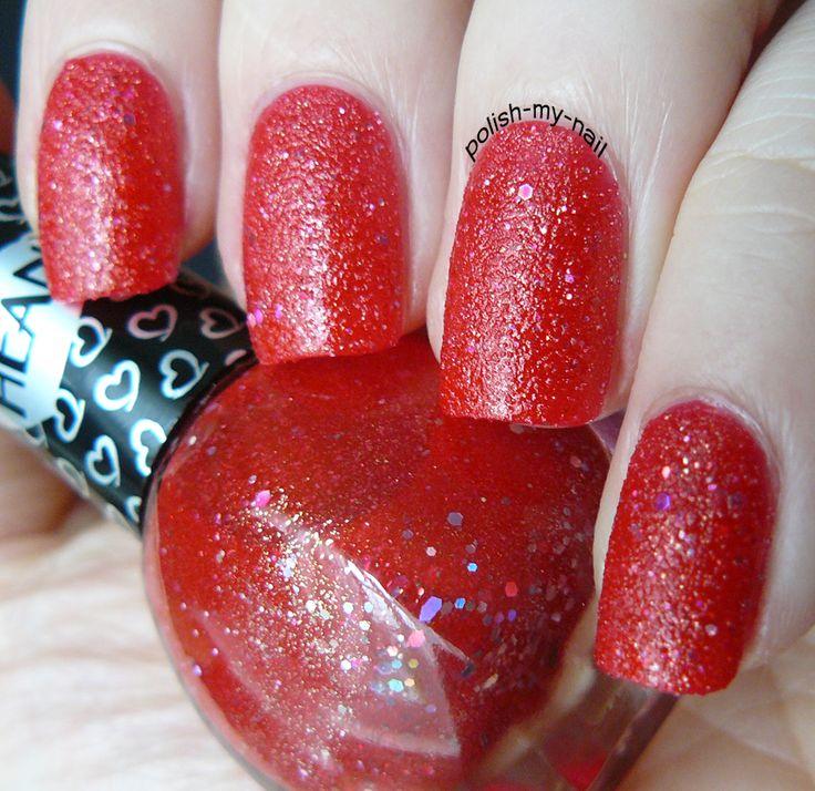 Sugar Crystals nails
