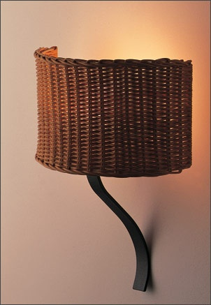 Masai Wall Sconce by Taller Uno