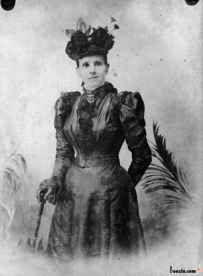 Mrs Alston, Qld ca. 1899