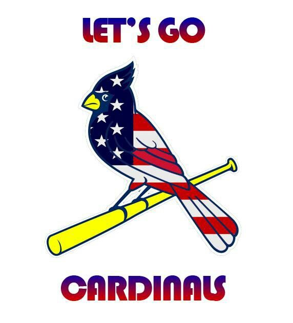 Let's go cards
