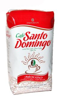 Café Santo Domingo (Dominican Coffee) -- If you like coffee, you would love this one!!