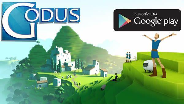 Godus, você é um Deus benevolente, novo jogo disponível para android!