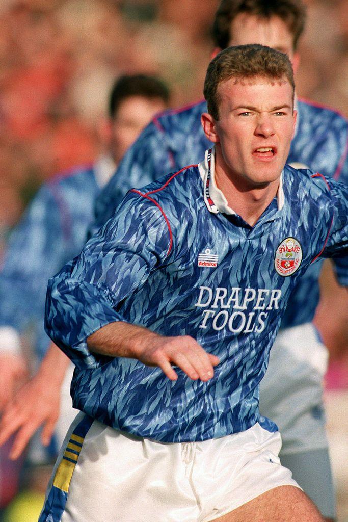 Alan Shearer, Southampton FC (1988–1992, 118 apps, 23 goals)