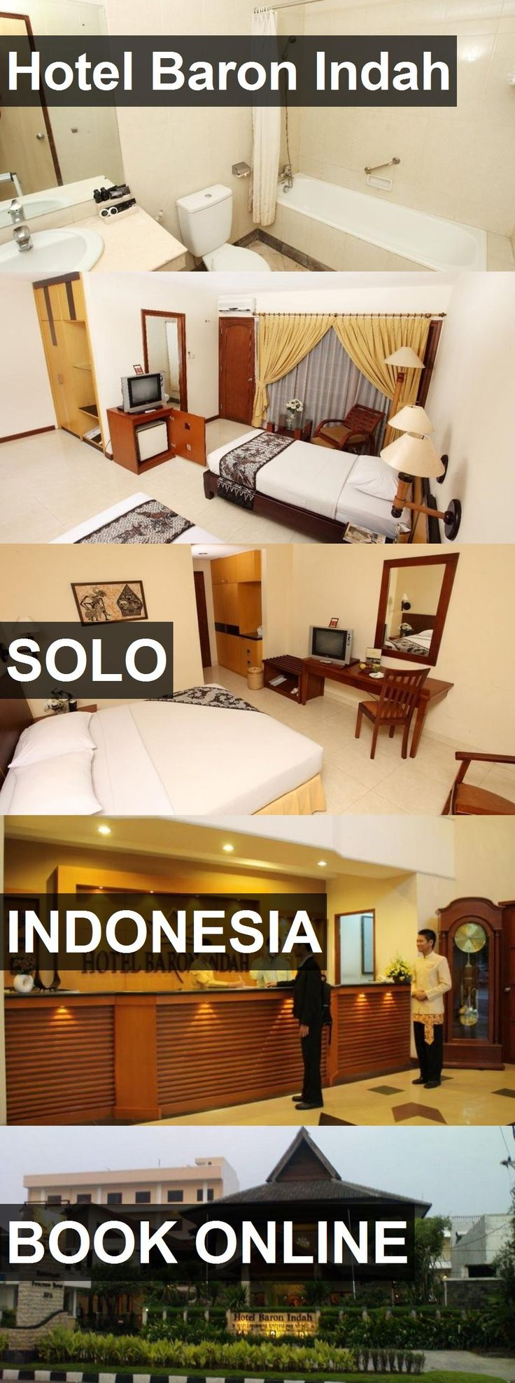 Hotel Hotel Baron Indah in Solo, Indonesia. For more information, photos, reviews and best prices please follow the link. #Indonesia #Solo #hotel #travel #vacation