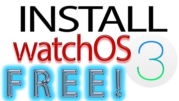 How To Install WatchOS 3.0 Beta FREE