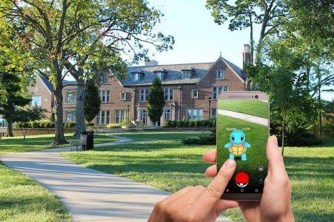 Το κοινωνικό και διαδικτυακό φαινόμενο «Pokemon GO»