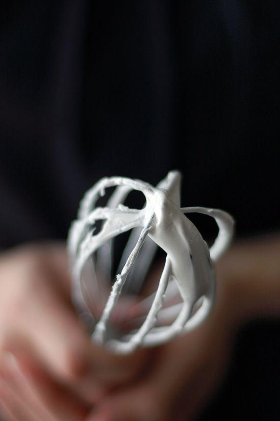 meringue by hand