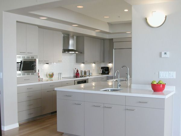17 best images about kitchen islands on pinterest for Open galley kitchen with island
