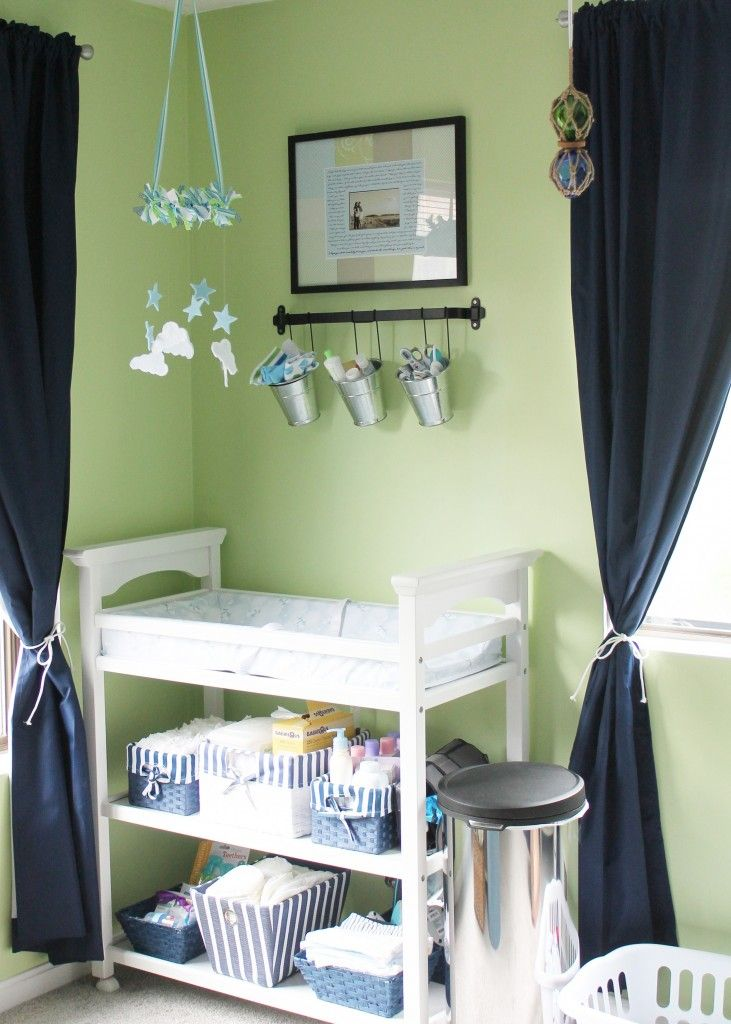 25 Best Ideas About Navy Green Nursery On Pinterest