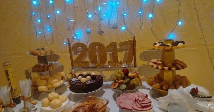 Festinhas de virada de ano!