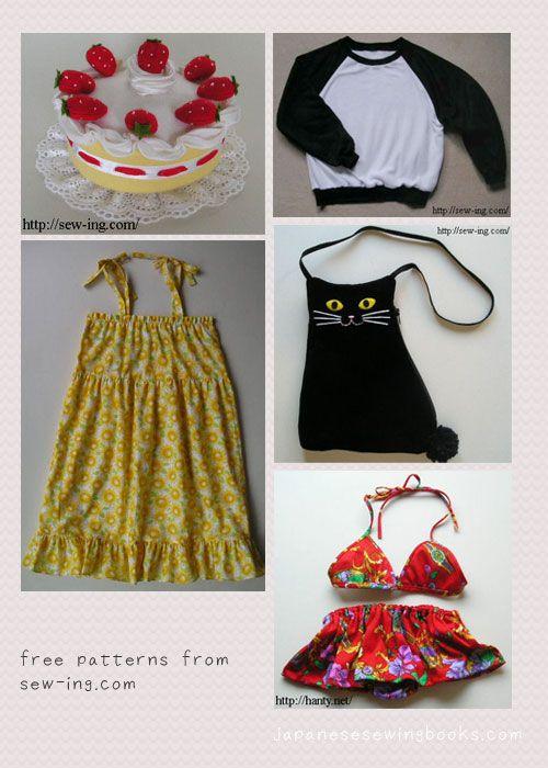 31 besten Books Bilder auf Pinterest | Schnittmuster, Nähideen und ...