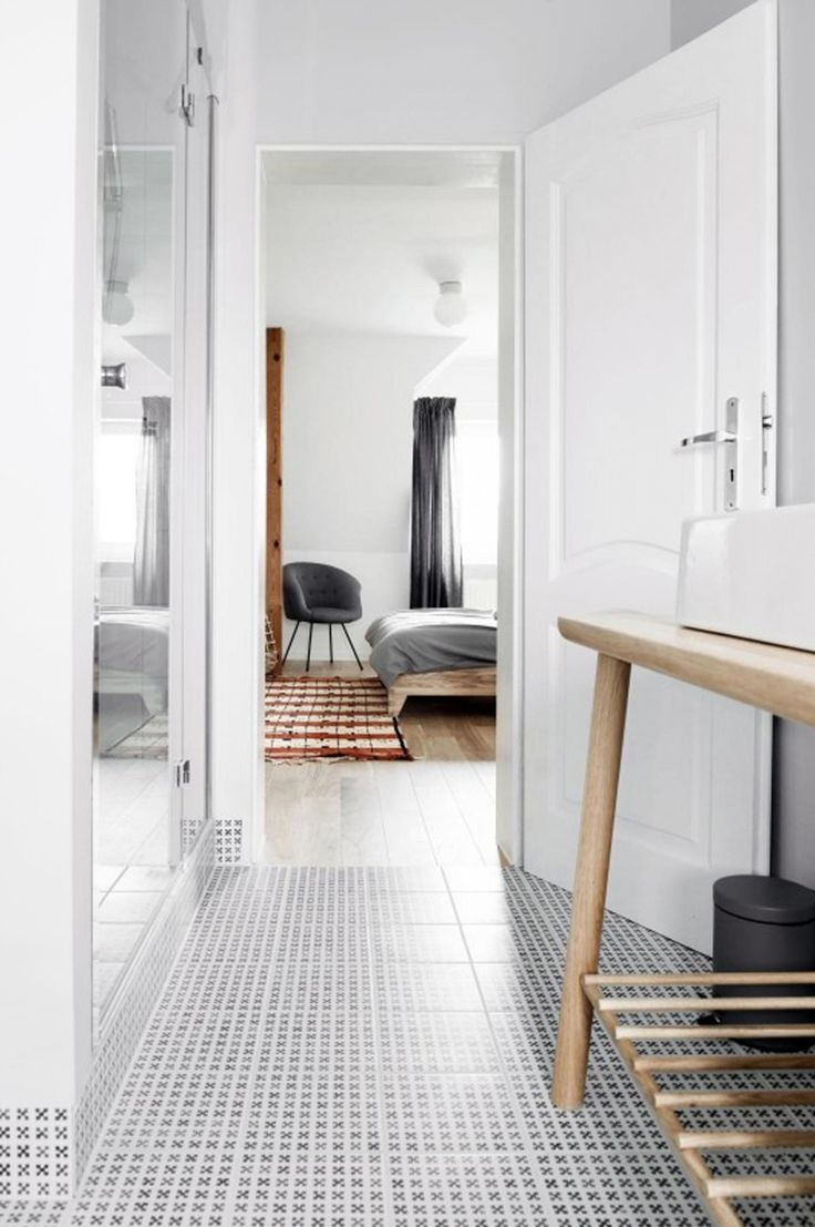 Scandinavian style inspiration from a guesthouse in Poland. Photography by Karolina Bak.