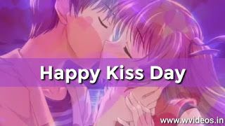 Happy Kiss Day Whatsapp Status Video Download for Lovers - Wvideos.in