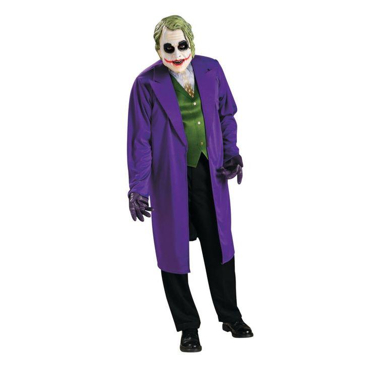 Adult Dark Knight Joker Costume - Standard