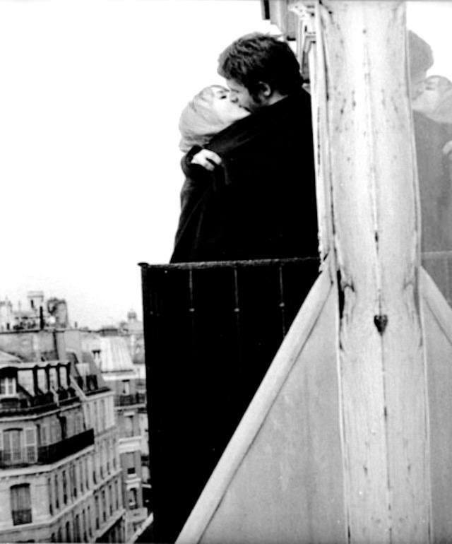 """L'Amour Fou"" Ogier/Kalfon, Jacques Rivette 1969."