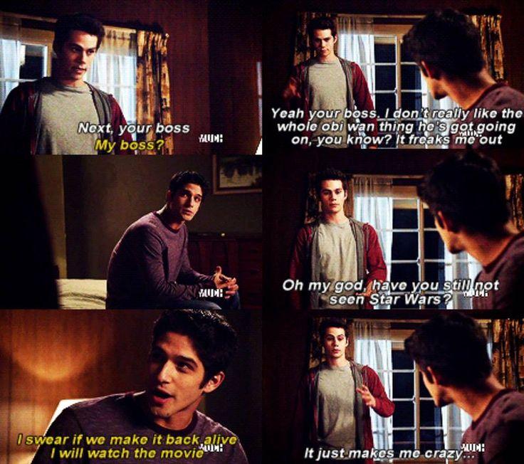 Teen Wolf Movie Stiles