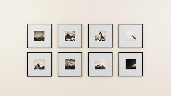 10 Tips for Hanging Pictures like a Pro
