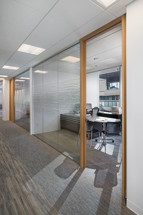 office interior design by ssdg interiors inc wood office door