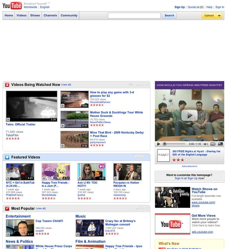 """The now clock        Tjek denne video ud, hvor de forklarer om """"The now clock"""" :    http://www.myawardshows.com/2010/cannes/now_clock_youtube/"""