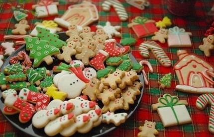 Kerstkoekjes :)