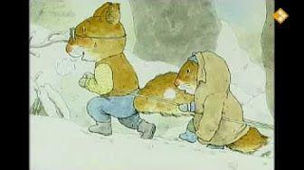 dieren in de winter - YouTube