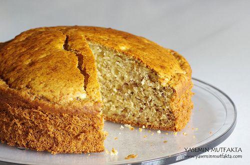 Yasemin Mutfakta: Muzlu Kek