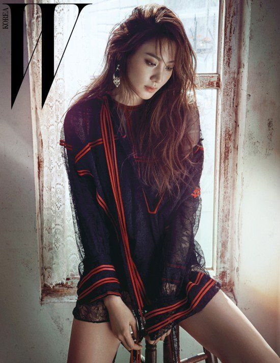 Claudia Kim Soo Hyun Hot