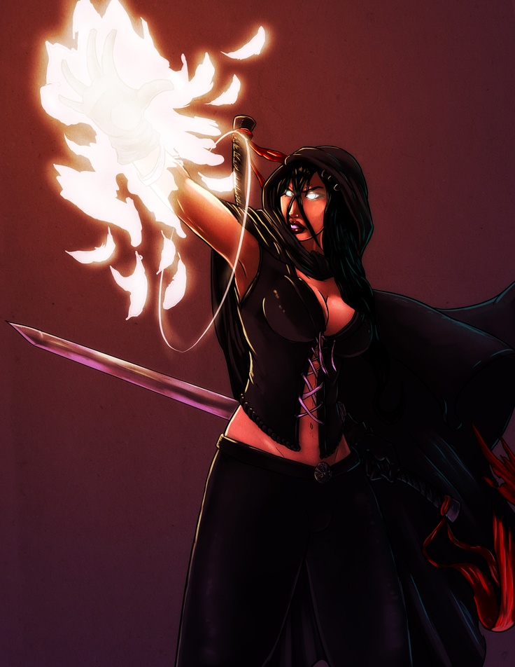 Selissa - Power of the Sorceress  http://michellelouring.blog.com/books/