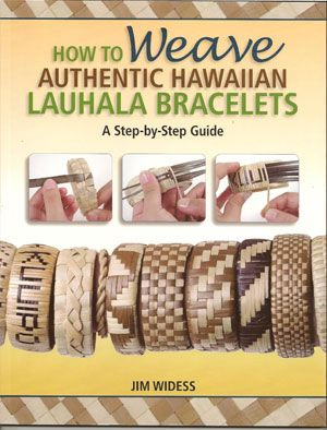 How to Weave Authentic Lauhala Bracelets