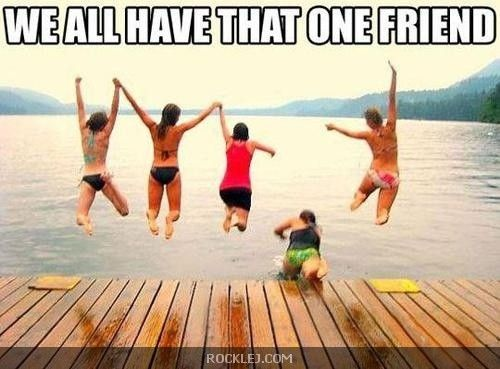 Friend – Funny Fail   We all have that one friend who fail crap