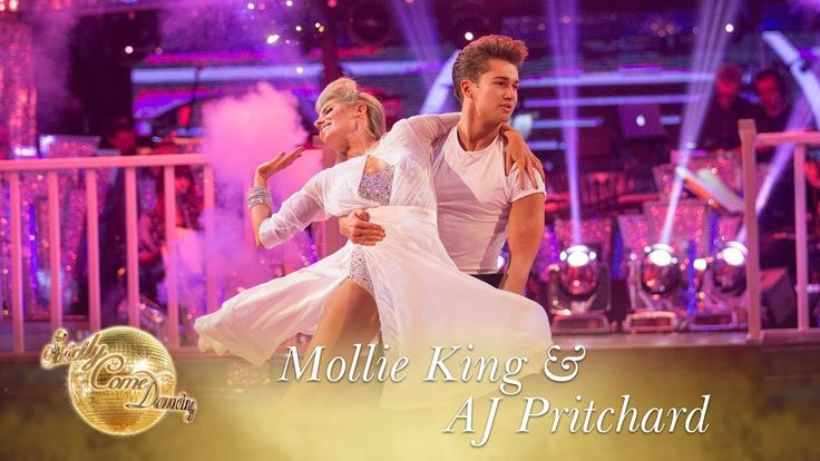 Mollie and AJ Rumba to 'Hopelessly Devoted To You' from Grease - Strictl...