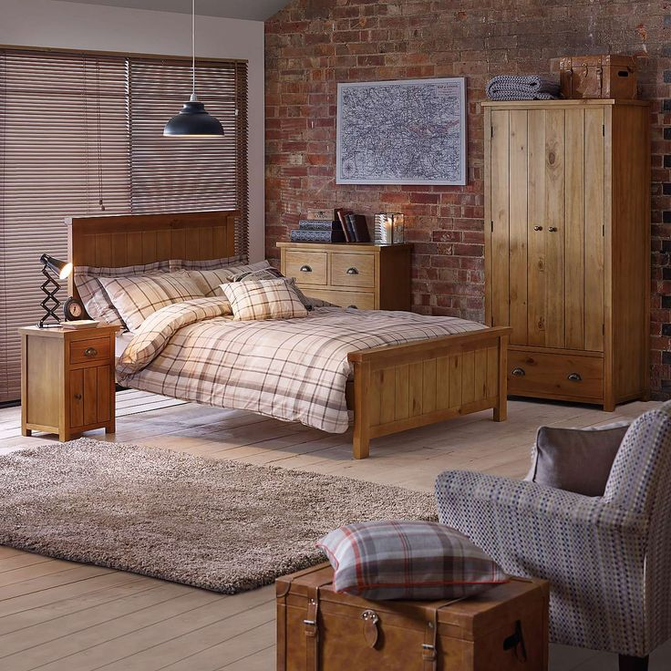 incredible pine bedroom furniture | Pine bedroom, Pine and Furniture collection on Pinterest