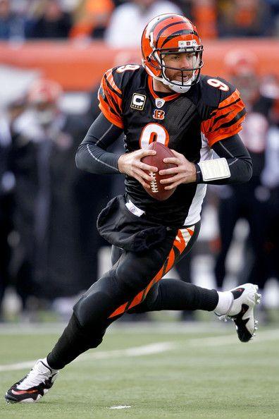 Carson Palmer, Cincinnati Bengals