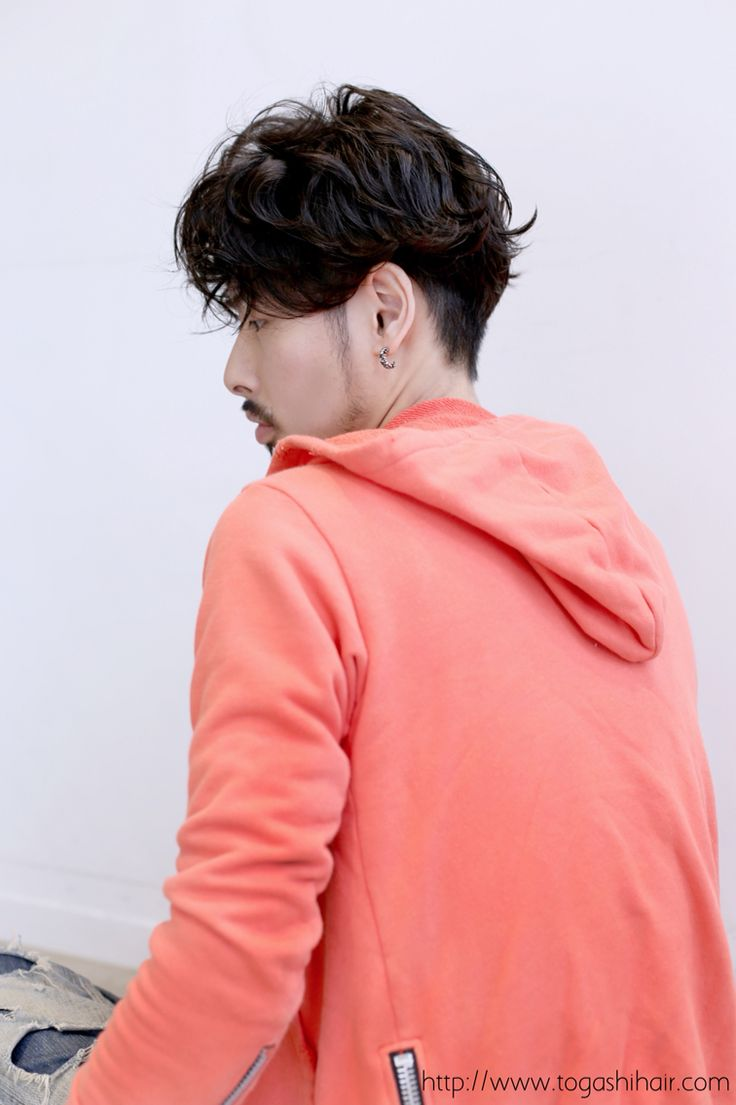 【togashihair】ナチュラル無造作ウェーブスタイルhttp://www.togashihair.com/?p=5156《#メンズカット#ヘアスタイル#パーマ#menshairstyle#fashion#ツーブロック#fashion》