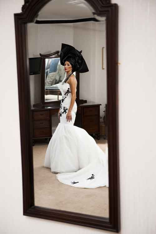 African Wedding Dresses #africanamerican #africanamericanwedding #africanamericanbride