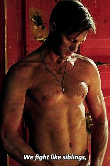 Alexander Skarsgard. True Blood, Eric Northman. Oh My Goodness...Utterly Delicious Sexy Goodness!!!