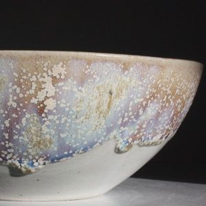 Redzink ceramic bowl from Trove Canberra, a collective of local artists, makers and designers.