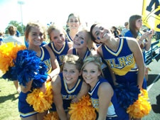 Important Cheerleading Tips