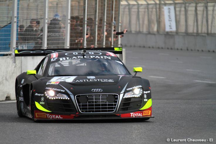 Audi Motorsport Blog: FIA GT: Storming 1-2-3 Audi in Baku World Challenge qualifying
