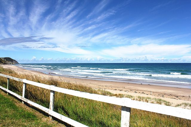Gisborne, New Zealand: The farthest East city of the World.