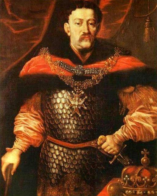 """""""Jan III Sobieski"""" (Król Polski) – art by Daniel Schultz"""