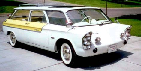 1960 Corvair Futura Idea automotive. I'm a station wagon form of man and I like …